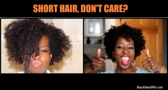 cutting natural hair