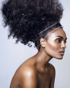 transitioning from relaxed to natural hair